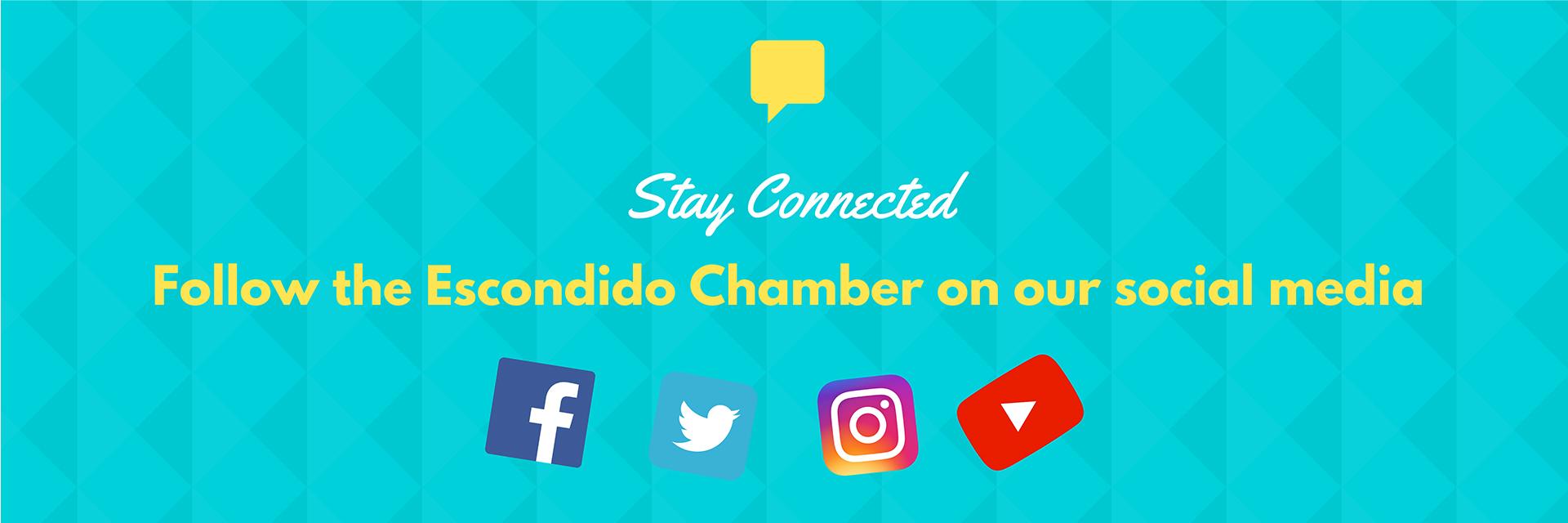 escondido chamber social media