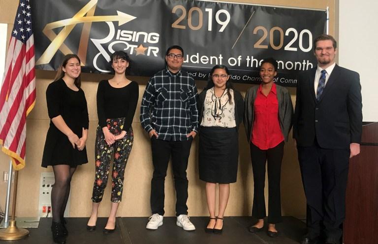 December 2019 Rising Stars