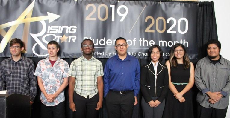 October 2019 Rising Stars