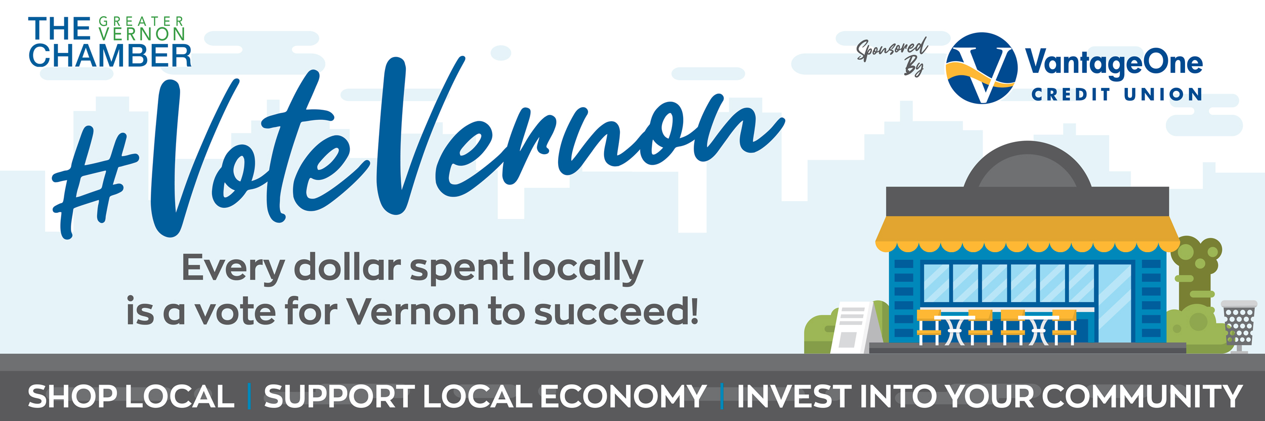 #votevernon - shop local