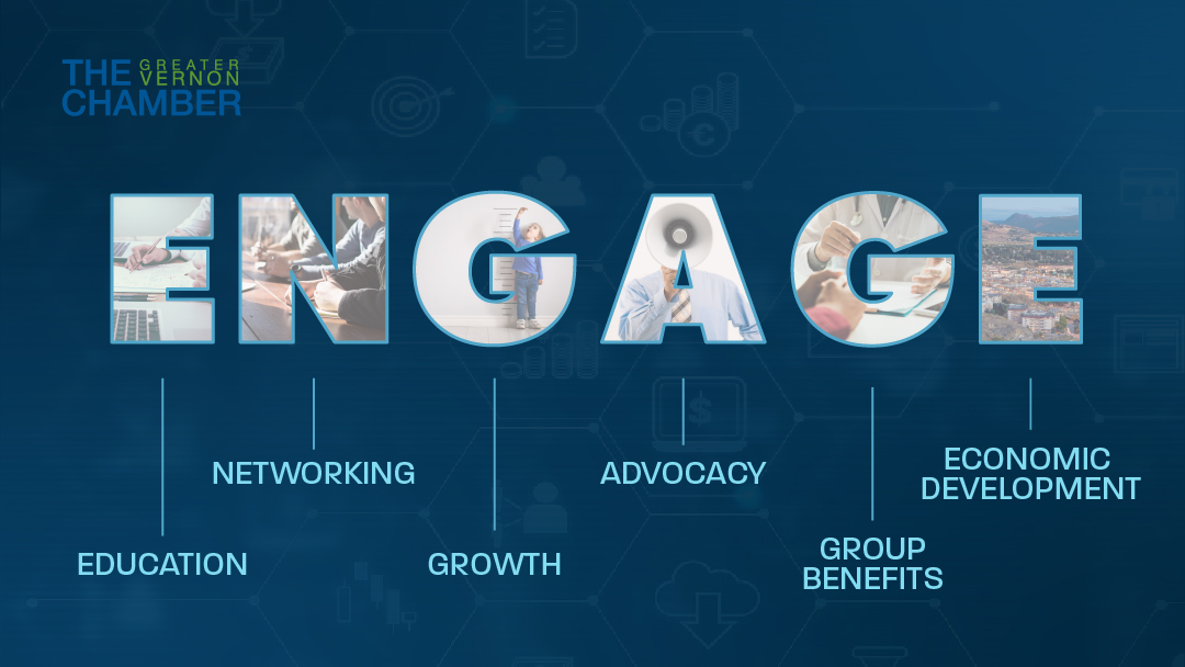 ENGAGE social graphic