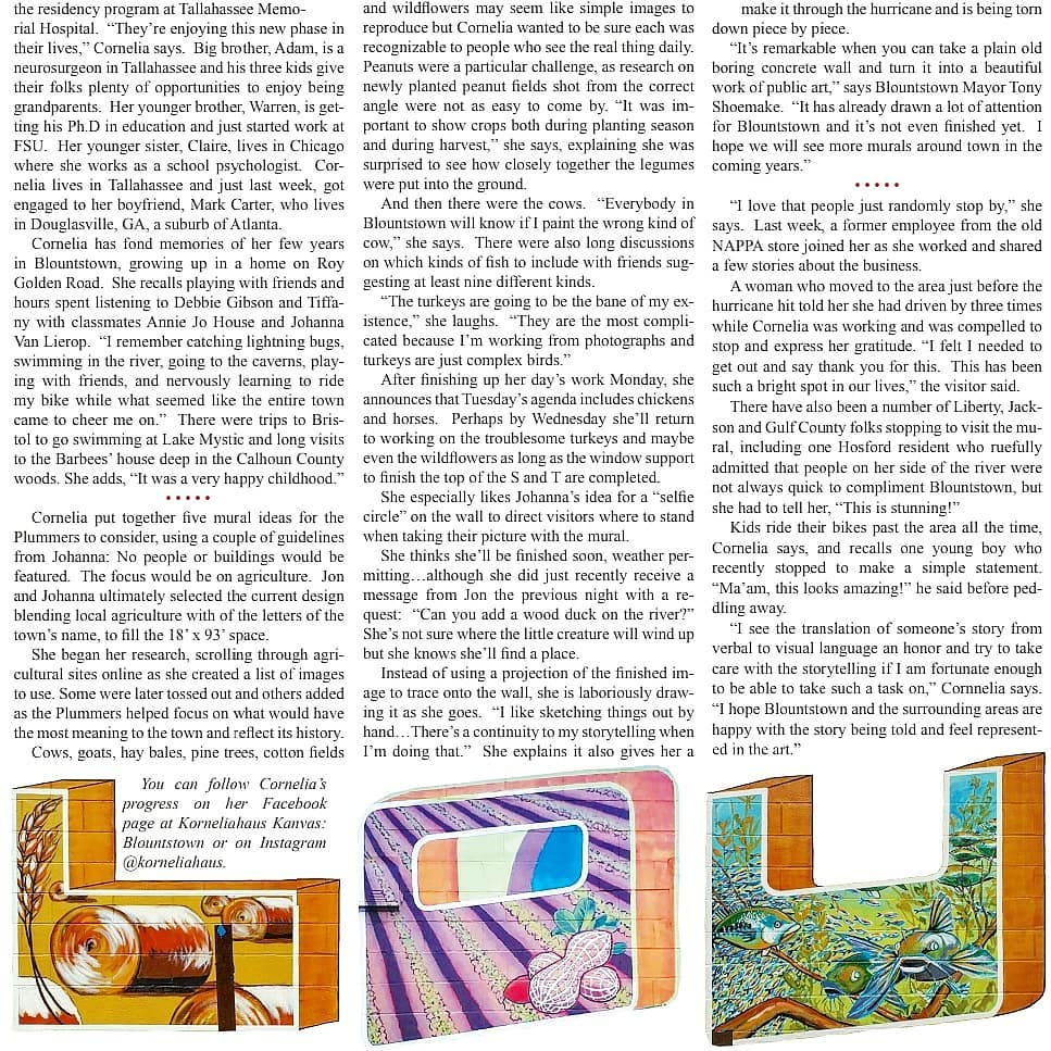 blountstown mural article continued