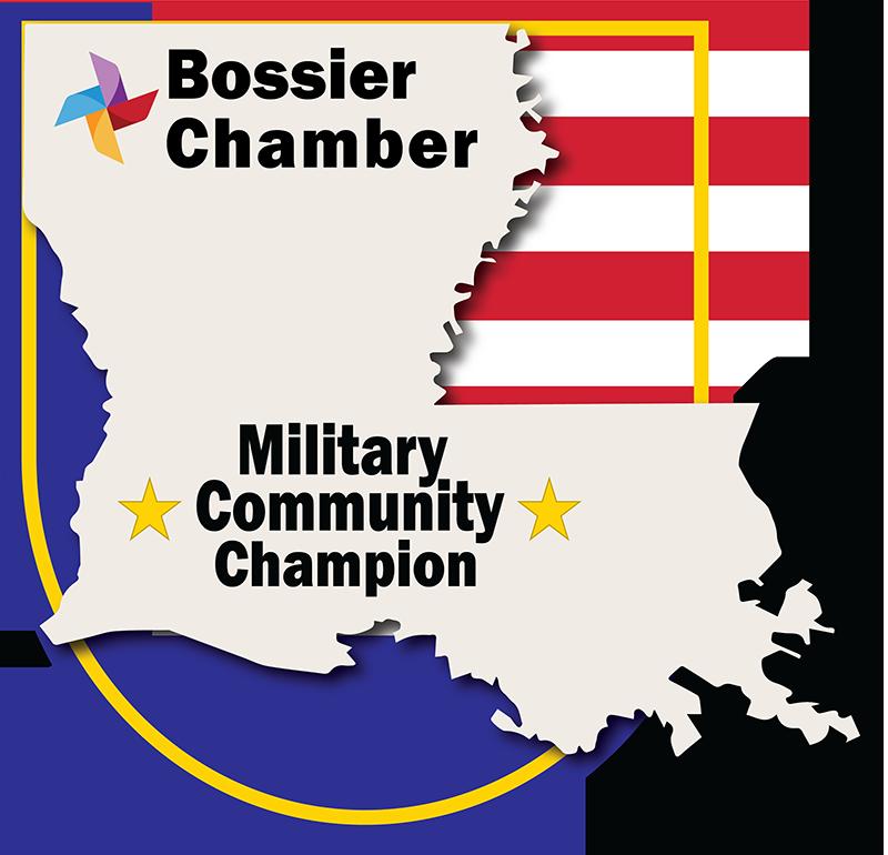 Military Community Partner Decals web