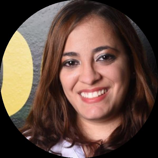 Portrait of Lourdes Salmonte-Garcia