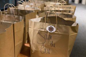 reusable savor the couve bags