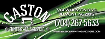 gaston printing