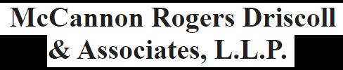 mcannon rogers driscoll