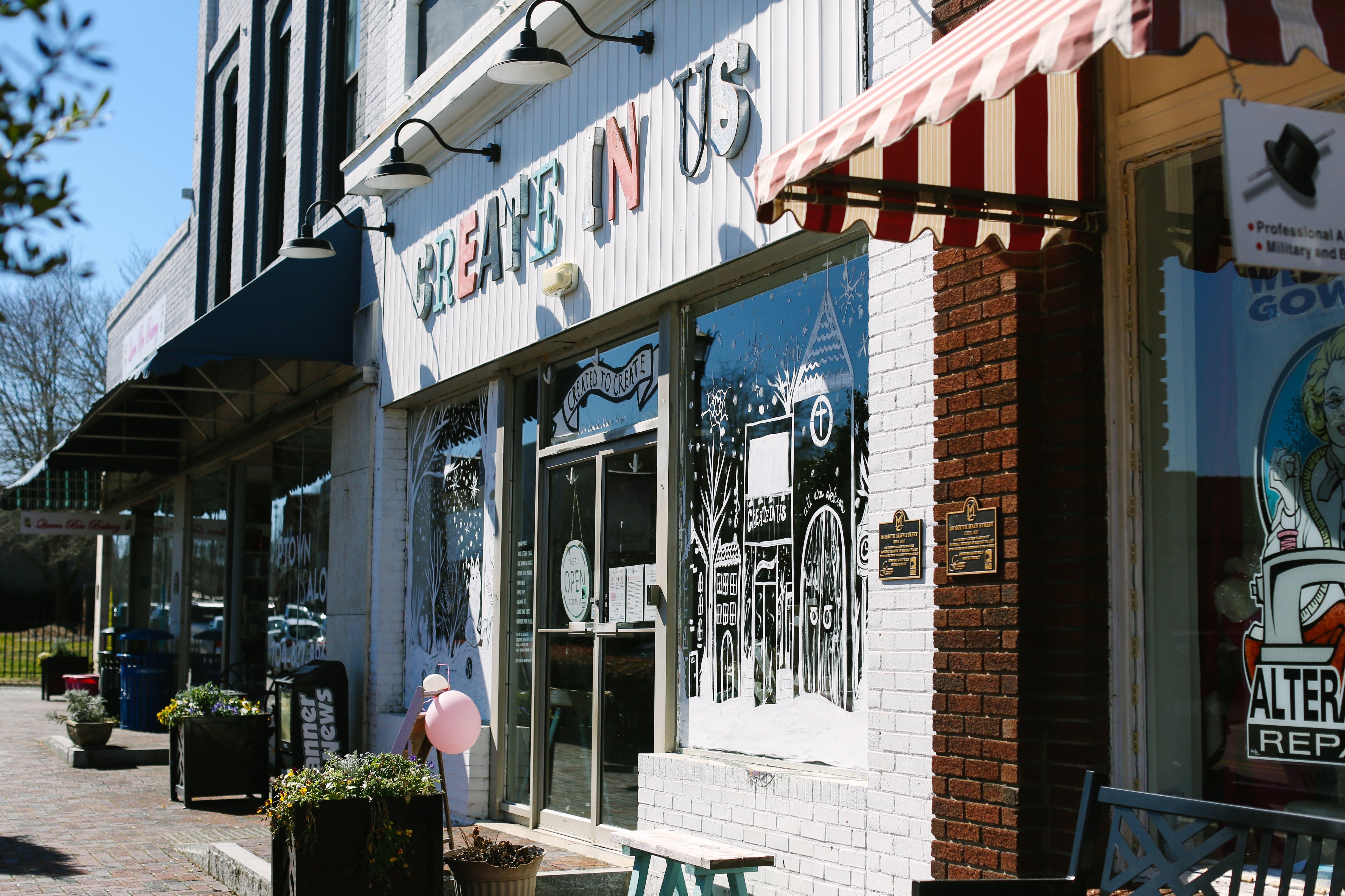 Mount Holly Walk Down Main Street