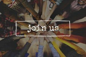 53483541 - join us team recruitment register membership hiring concept