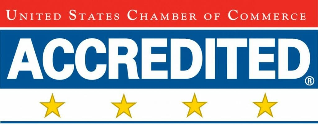 U.S. Chamber of Commerce Accrediation logo