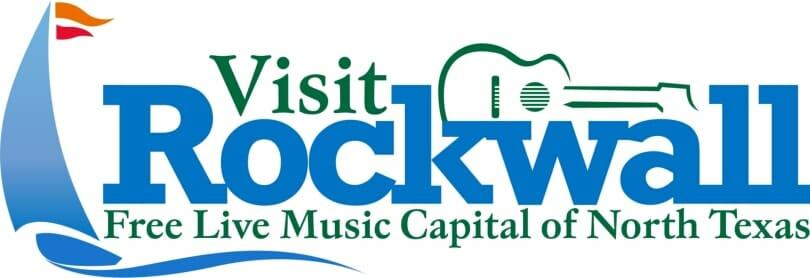 Visit Rockwall logo