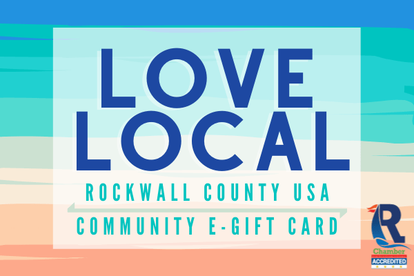 Love Local Community Gift Card