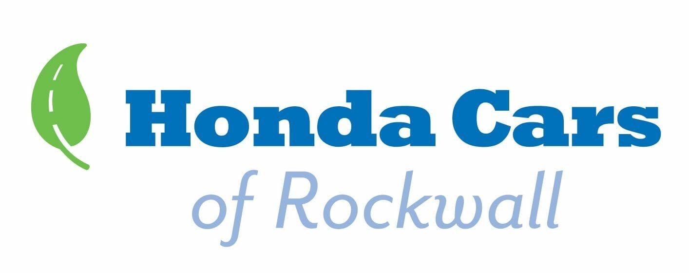 Honda Cars of Rockwall banner logo