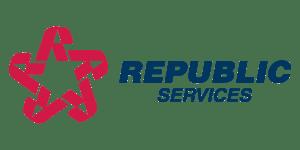 Republic Services - Large Transparent