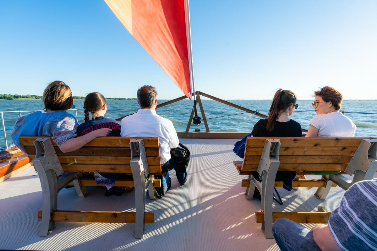 sail front
