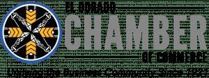 El Dorado Chamber Logo with tagline