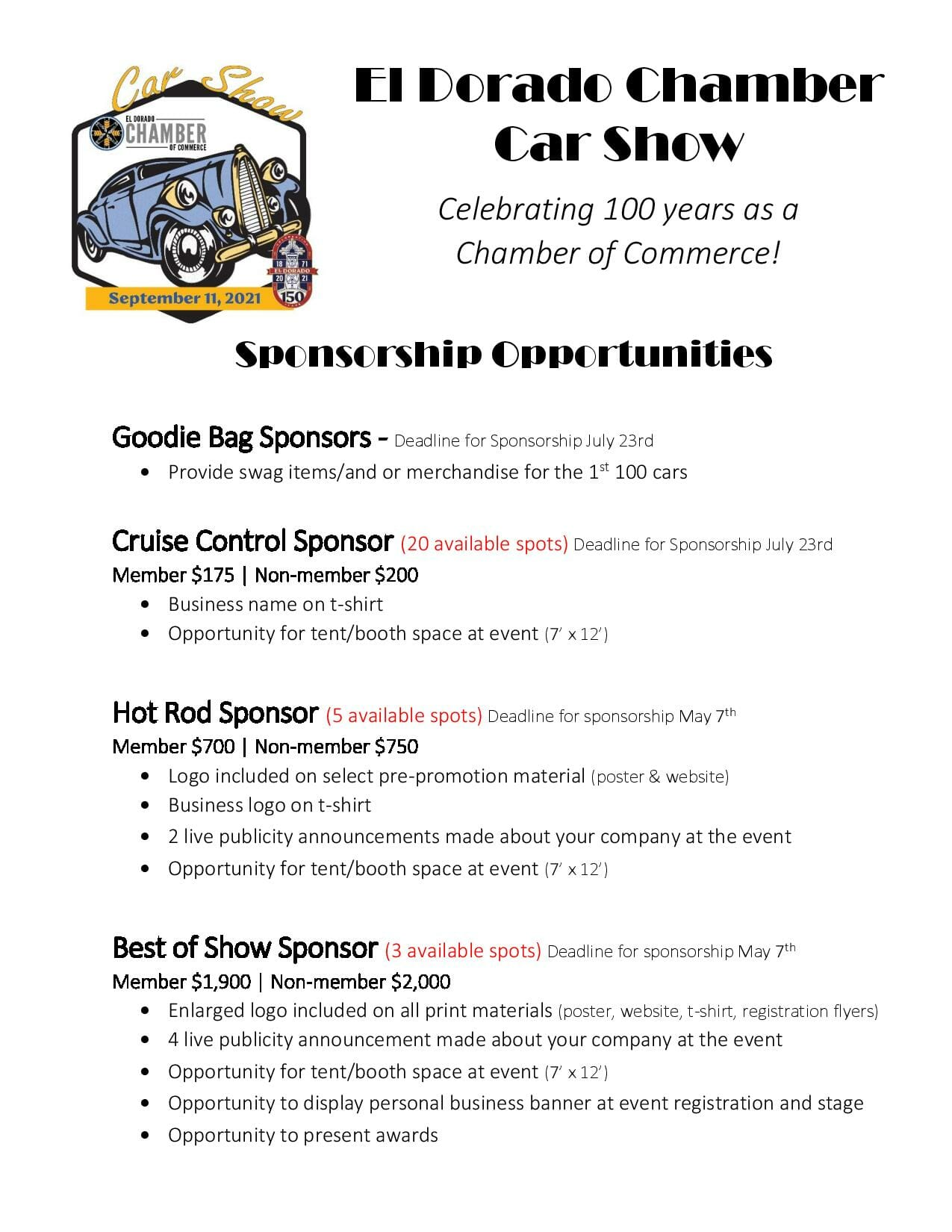 Car show Sponsorship levels-page-001