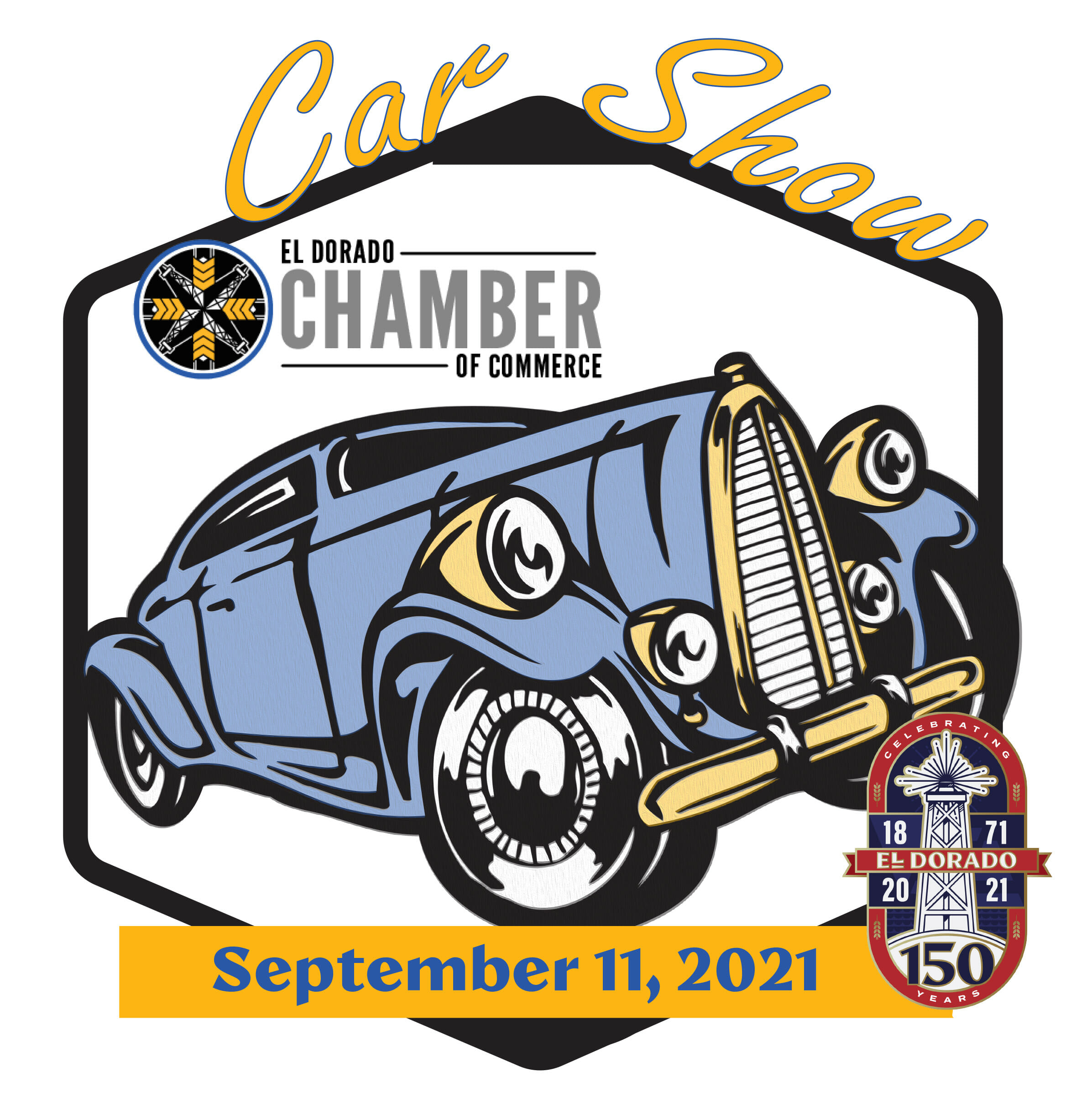Chamber Car Show logo - final