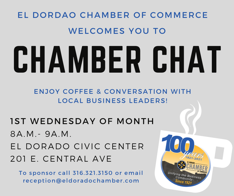 Monthly Chamber Chat