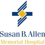 Susan B Allen Hospital logo