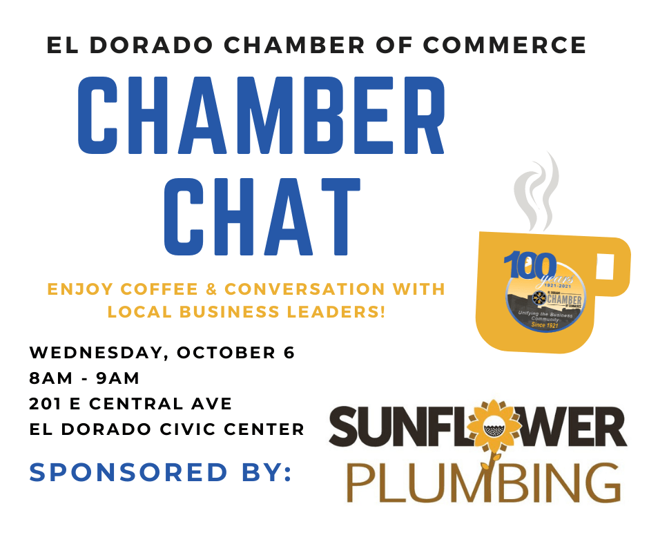 Chamber chat October