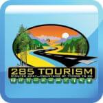 Tourism 285 logo