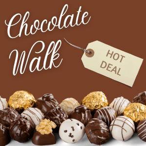 Chocolate Walk Hot Deals