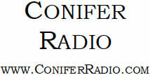 Conifer Radio logo