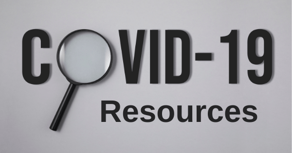 COVID Resources Button