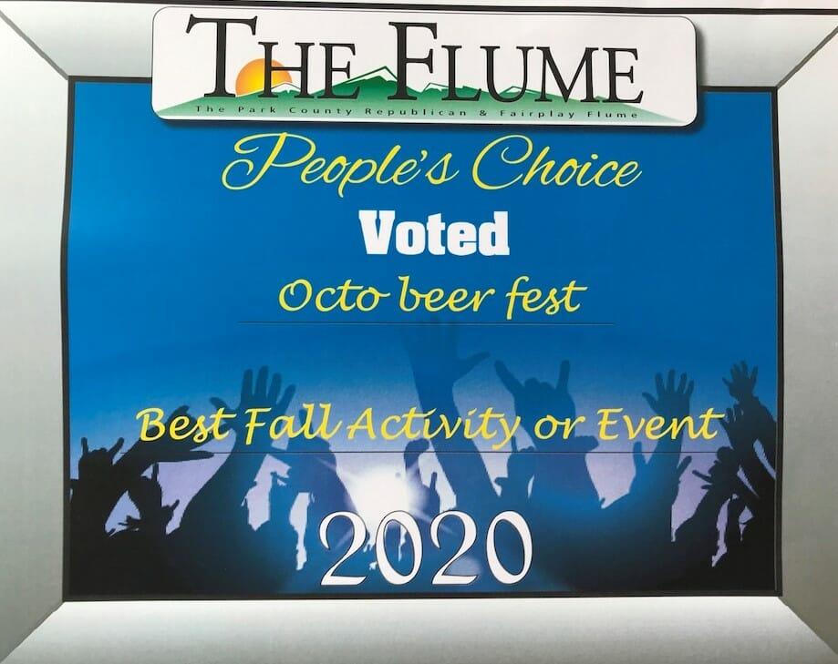 The Flume - Octobeerfest Award Winner