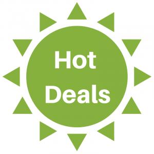 Hot Deals-Light Green