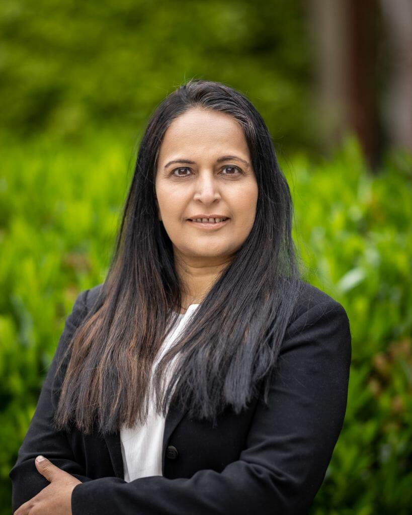 Shruti Sharma, Treasurer (Executive Team)