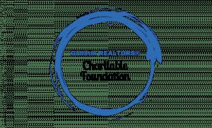 New Foundation logo - GAR blue
