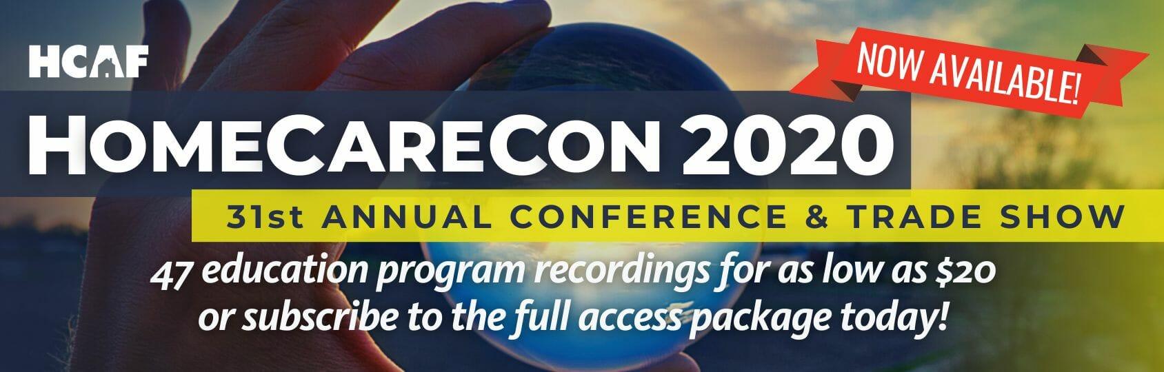 homecarecon2020