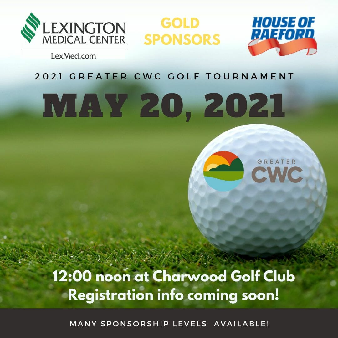 Golf Tournament Item 1