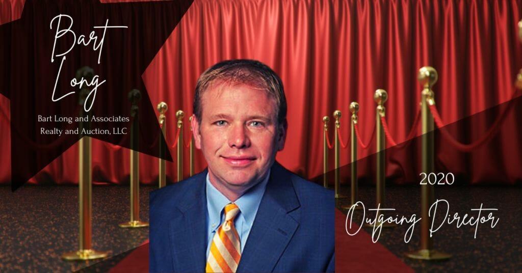 Bart Long - Outgoing Director