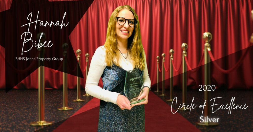 Hannah Bibee - Circle of Excellence Silver