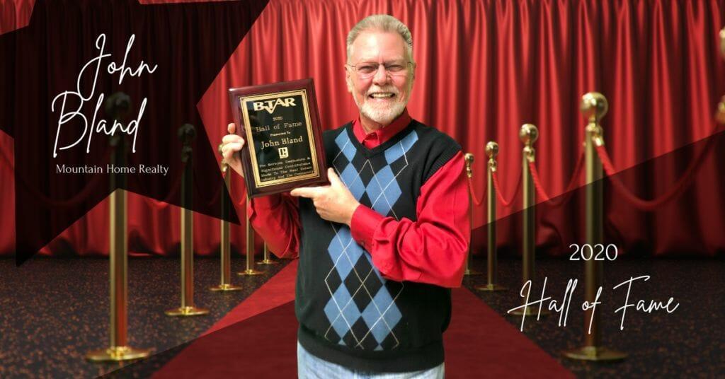 John Bland - Hall of Fame