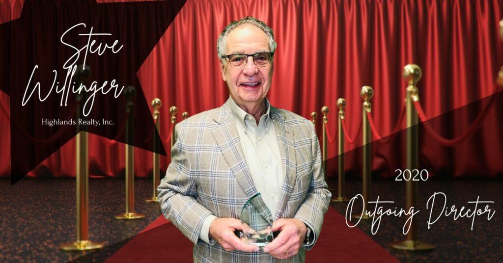 Steve Willinger - Outgoing Director