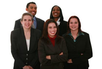 Smiling Team