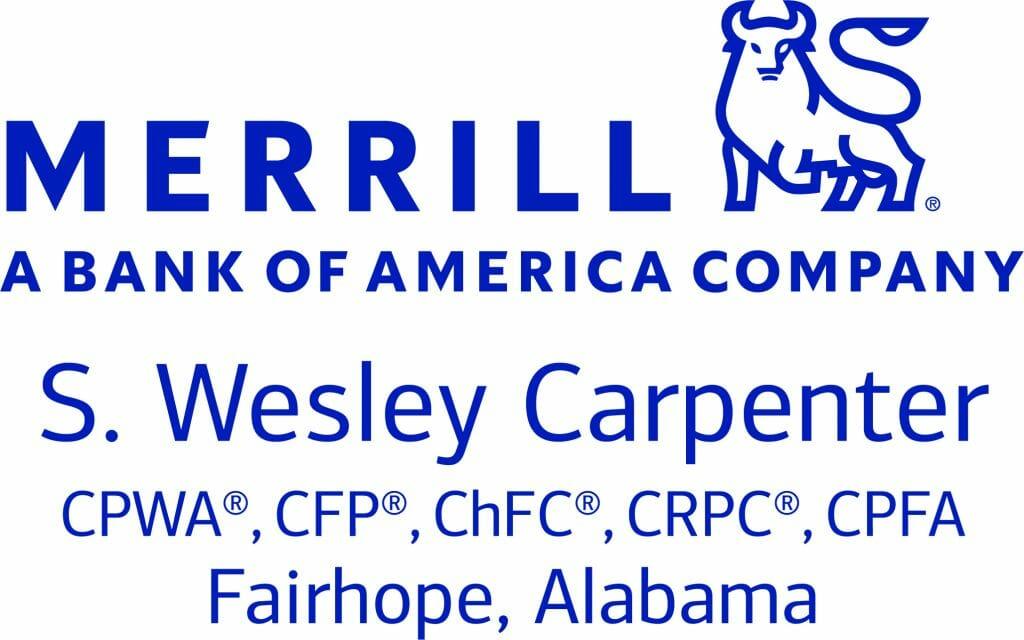 Merrill | S. Wesley Carpenter, CPWA®, CFP®, ChFC®, CRPC®, CPFA