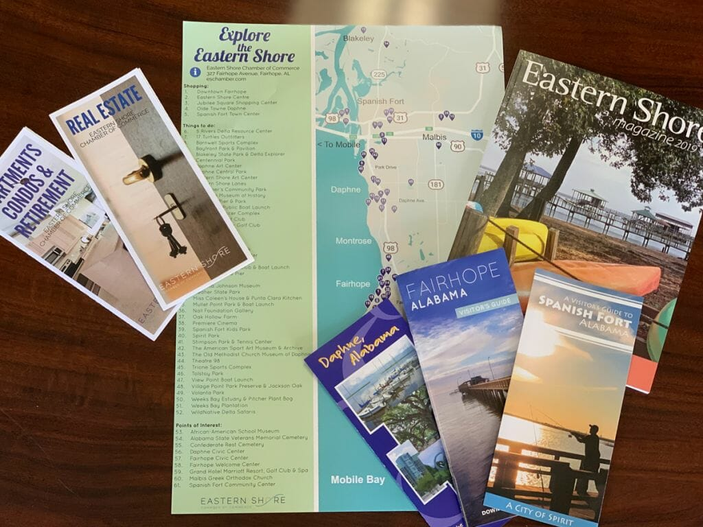 tourism packet