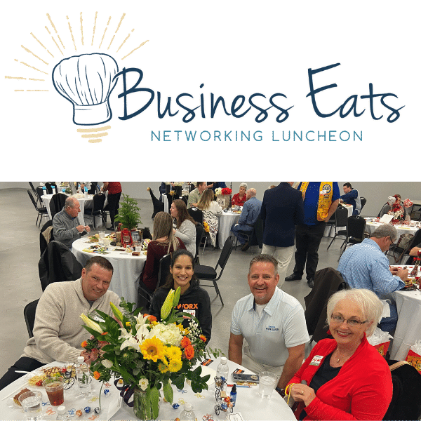 Business Eats Networking Lunch