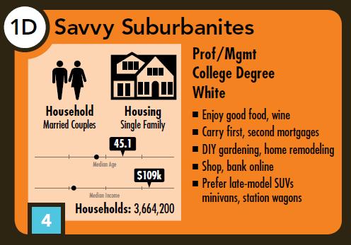 Savvy Suburbanites thumbnail