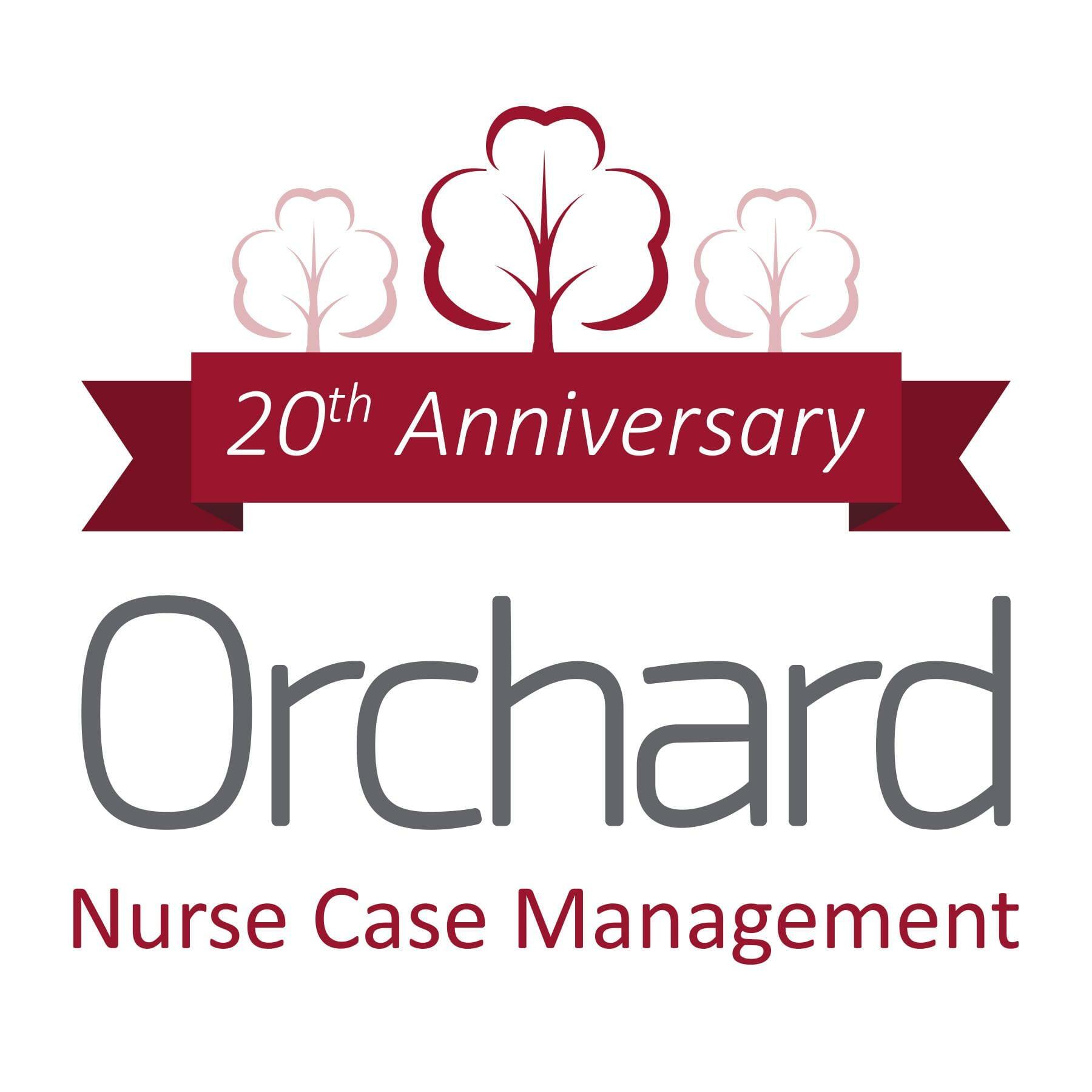 Orchard Logo 20th Anniv