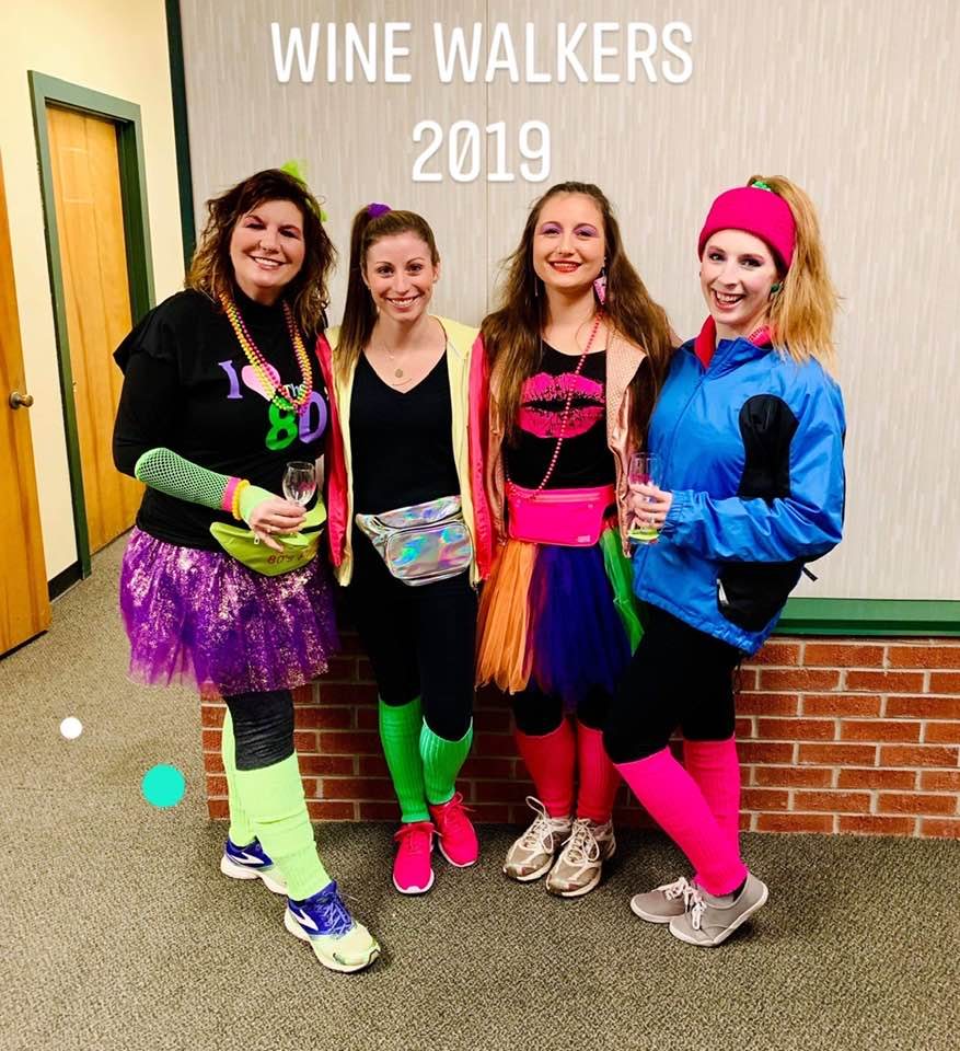 Wine Walk photo contest winner