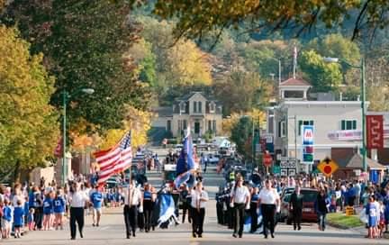 Lodi Celebrating Honor, Pride and Tradition
