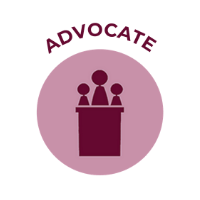 2018 Website Icon - Advocate