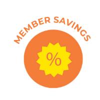 2018 Website Icon - Member Savings