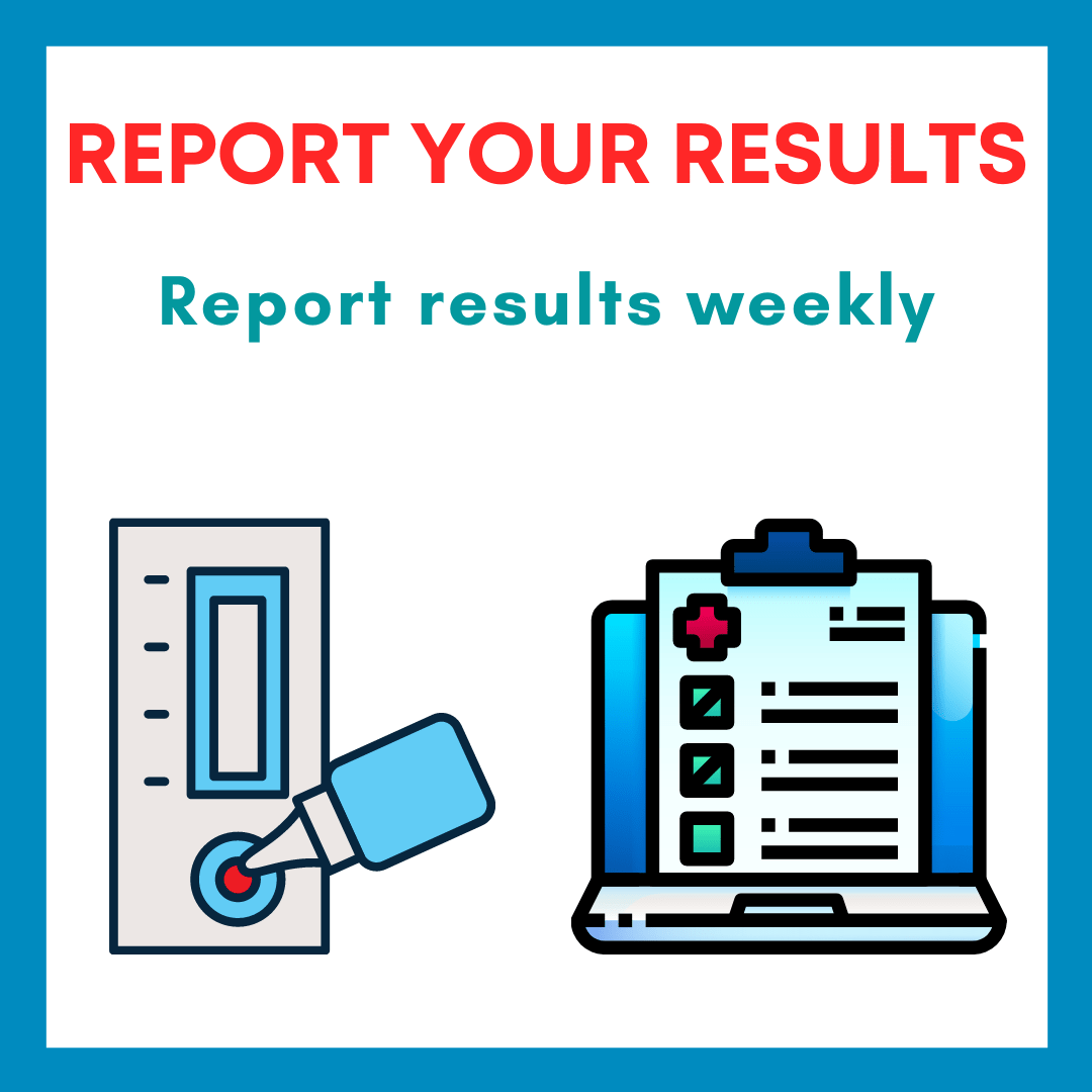 Report Your Results